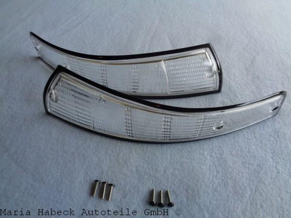 S:\92-Shop-Bilder-in-Benutzung\911\9-Elektrische-Ausrüstung\Blinker vorn glasklar mit rand Schwarz 911-93-8115 + 911-93-8116.JPG